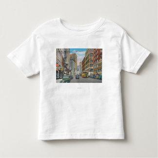 View of Telegraph AveOakland, CA Toddler T-shirt