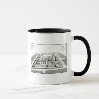 View of the Abbey of Saint-Germain-des-Pres Mug