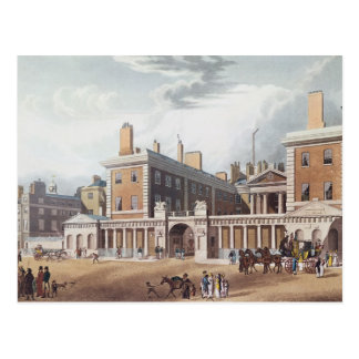 View of the Admiralty, 1818 Postcard