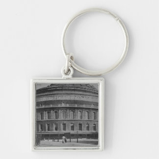 View of the Albert Hall, c.1900 Keychain