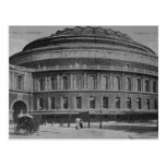 View of the Albert Hall, c.1900 Post Cards