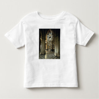 View of the altar and the 'Transparente', c.1720 Toddler T-shirt