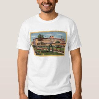 View of the Ambassador Hotel Tee Shirt