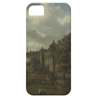 View of the ancient castle of the Dukes iPhone SE/5/5s Case