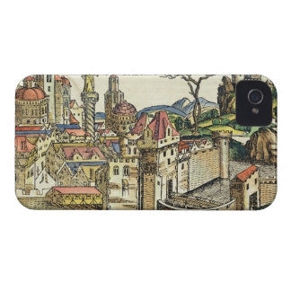 View of the Ancient City of Babylon, from the Nure iPhone 4 Case