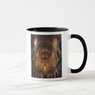 View of the apse with the Christ Pantocrator Mug