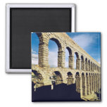 View of the aqueduct 2 inch square magnet