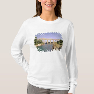 View of the aqueduct, built c.19 BC T-Shirt