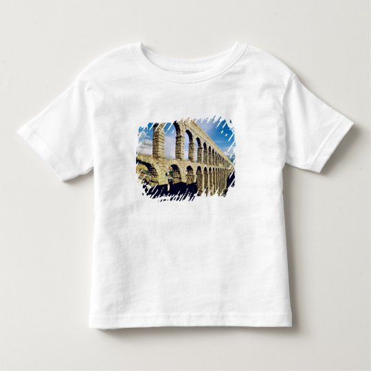View of the aqueduct toddler t-shirt
