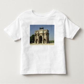 View of the Arc de Triomphe du Carrousel Tee Shirt