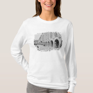 View of the arcade of Place des Vosges T-Shirt