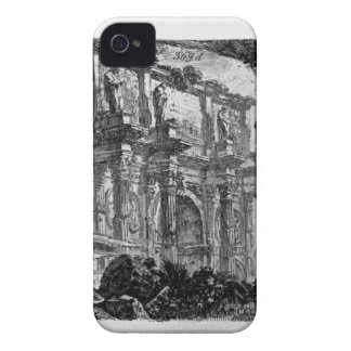 View of the Arch of Augustus d`Aosta iPhone 4 Case