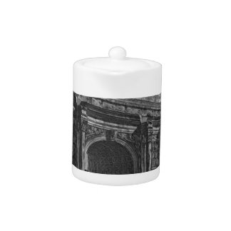 View of the Arch of Septimius Severus by Giovanni Teapot