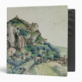 View of the Arco Valley in the Tyrol, 1495 3 Ring Binders