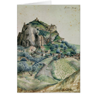 View of the Arco Valley in the Tyrol, 1495 Cards