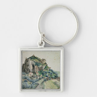 View of the Arco Valley in the Tyrol, 1495 Keychain