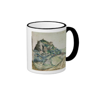 View of the Arco Valley in the Tyrol, 1495 Coffee Mug