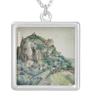 View of the Arco Valley in the Tyrol, 1495 Jewelry