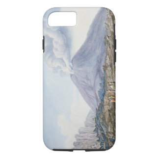 View of the Atrio di Cavallo between Somma and Ves iPhone 7 Case