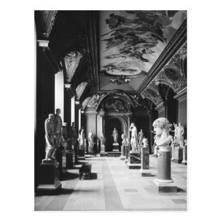 View of the Augustus room Postcard