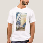 View of the Avenue of Flags, 1934 World's Fair T-Shirt