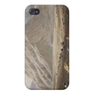 View of the Baba-Naunee Mountain, from 'Sketches i iPhone 4 Case