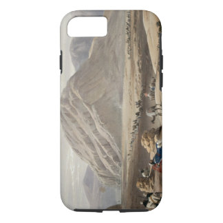 View of the Baba-Naunee Mountain, from 'Sketches i iPhone 8/7 Case