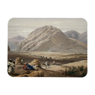 View of the Baba-Naunee Mountain, from 'Sketches i Magnet