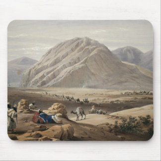 View of the Baba-Naunee Mountain, from 'Sketches i Mouse Pad