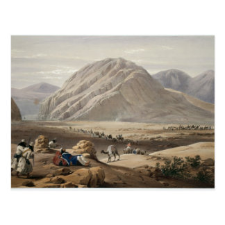 View of the Baba-Naunee Mountain, from 'Sketches i Postcard