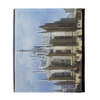 View of the back of Milan Cathedral from 'Views of iPad Cases