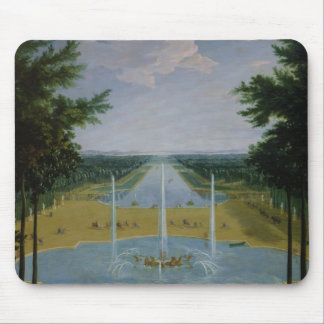 View of the Bassin d'Apollon Mouse Pad