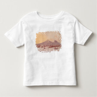View of the Bay of Naples, 1798 Toddler T-shirt