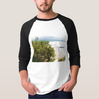 View of the Beach!! T-Shirt