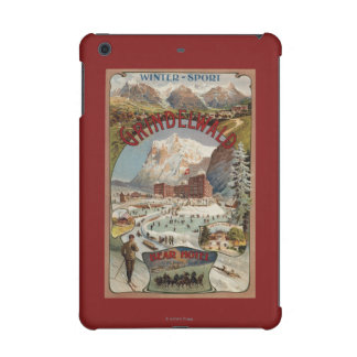 View of the Bear Hotel Promotional Poster iPad Mini Retina Case