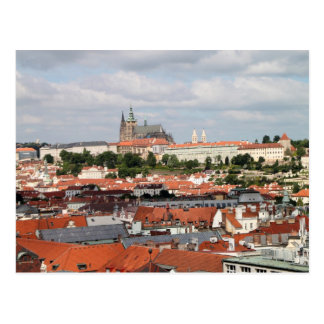 View of the beautiful city of Prague Post Cards