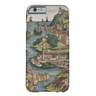 View of the Bosporus entering from the Black Sea, Barely There iPhone 6 Case