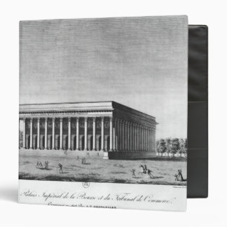 View of the Bourse Imperial Palace Binder