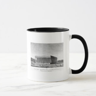 View of the Bourse Imperial Palace Mug