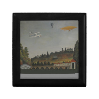 View of the Bridge at Sevres and the Hills Keepsake Box