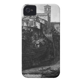 View of the Bridge Salary by Giovanni Battista iPhone 4 Case-Mate Case