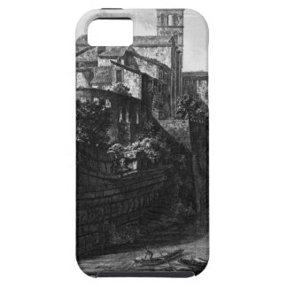 View of the Bridge Salary by Giovanni Battista iPhone SE/5/5s Case