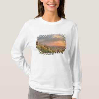 View of the Butte Montmartre, c.1830 T-Shirt
