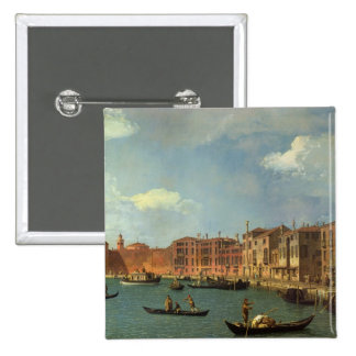 View of the Canal of Santa Chiara, Venice Button