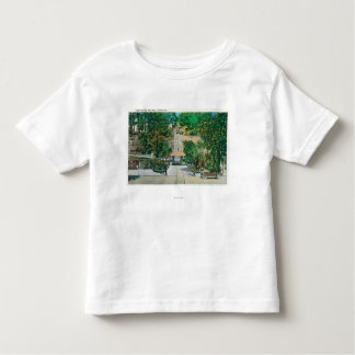 View of the Capitola StepsCapitola, CA Toddler T-shirt