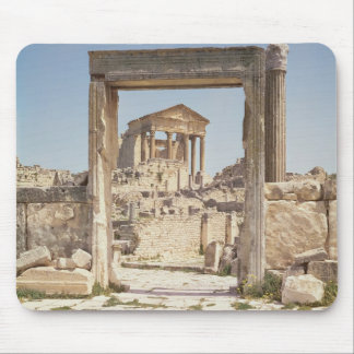 View of the Capitolium, 166-167 AD Mouse Pad