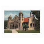View of the Carnegie Public Library Postcards