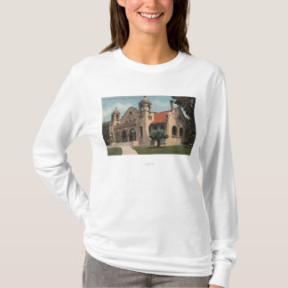 View of the Carnegie Public Library T-Shirt