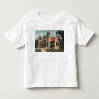 View of the Carnegie Public Library Toddler T-shirt