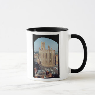 View of the Cathedral of Sainte-Cecile Mug